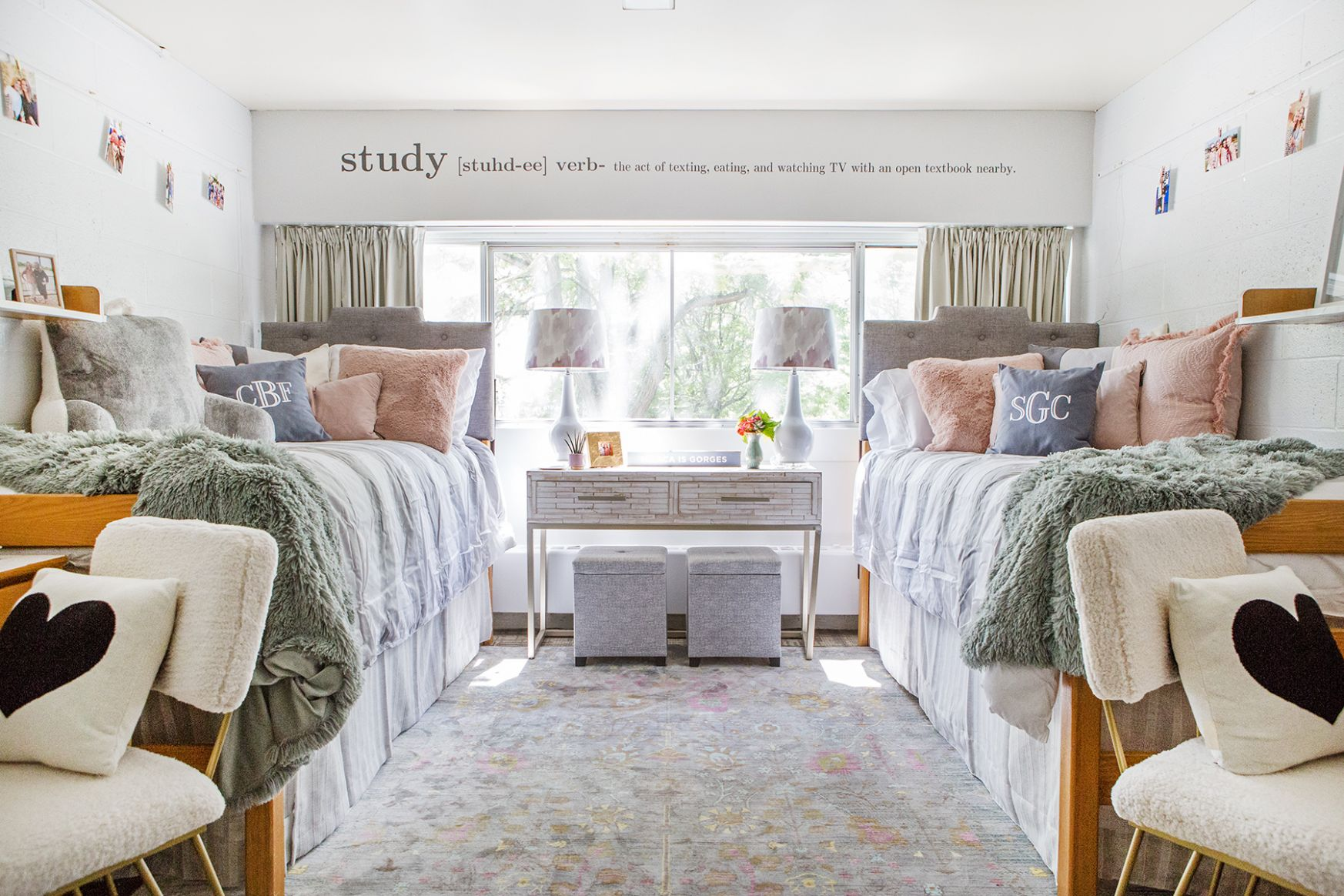 Decorating A Dream College Dorm Room - HomeGoods