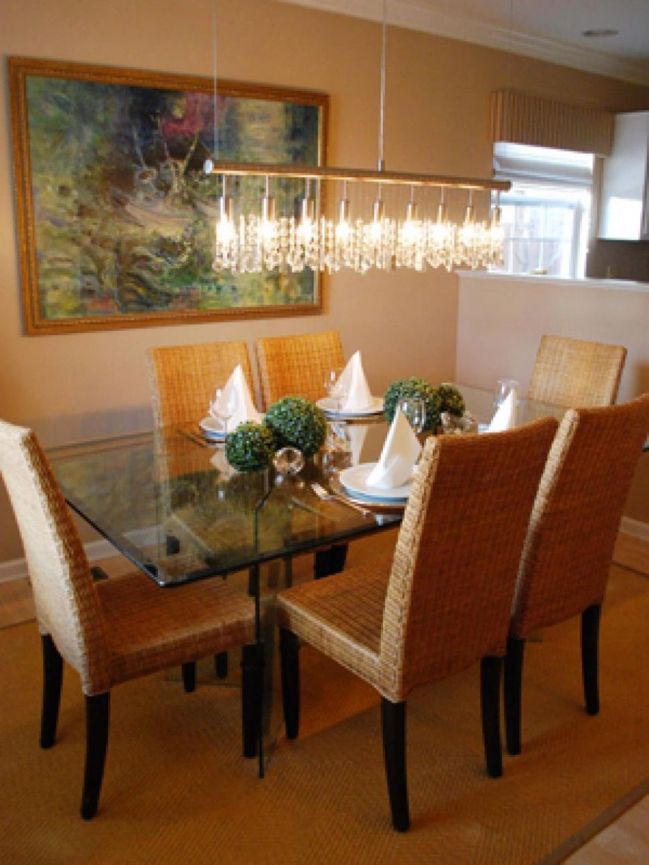 Decorating Luxurious Look Dining Room Ideas For And Living ..