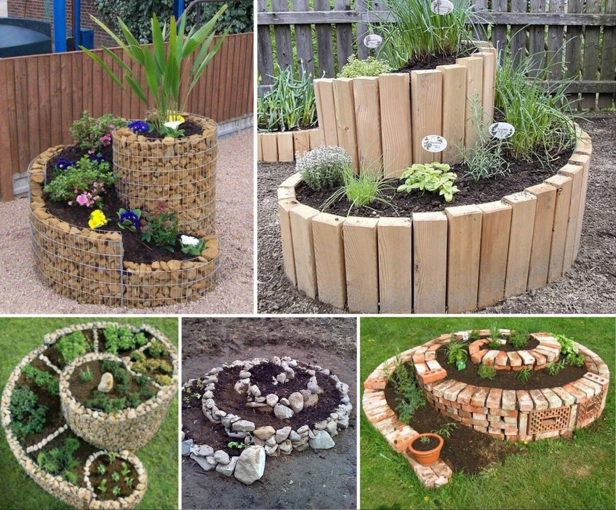 Deluxe Custom Inspiring Diy Herb Gardens That Can Make Your House ..