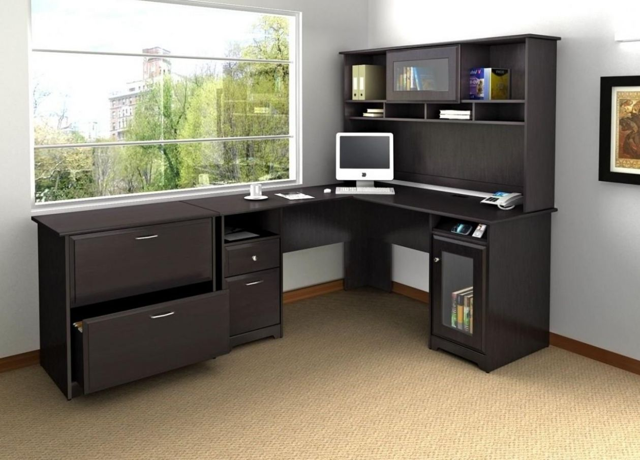 Deluxe Home Office Desks Workstations That Will Give You Amazing ..