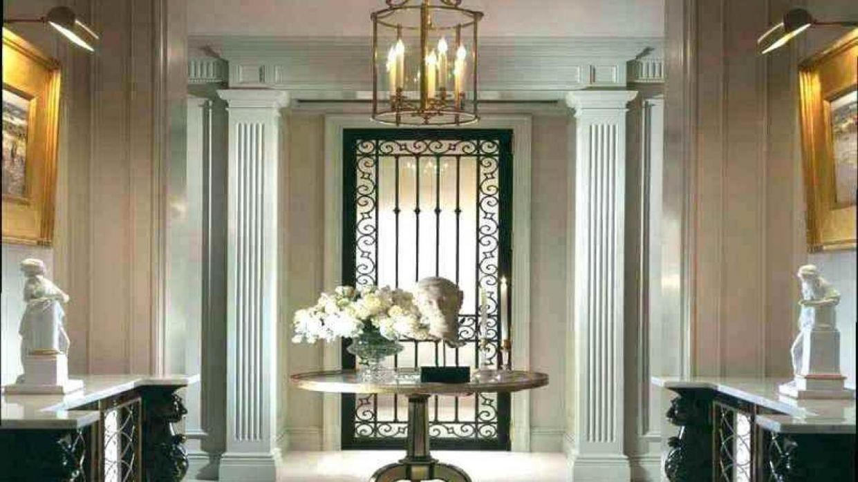 Design Ideas To Create Your Hall And Entrance Interior - RooHome - living room ideas entrance