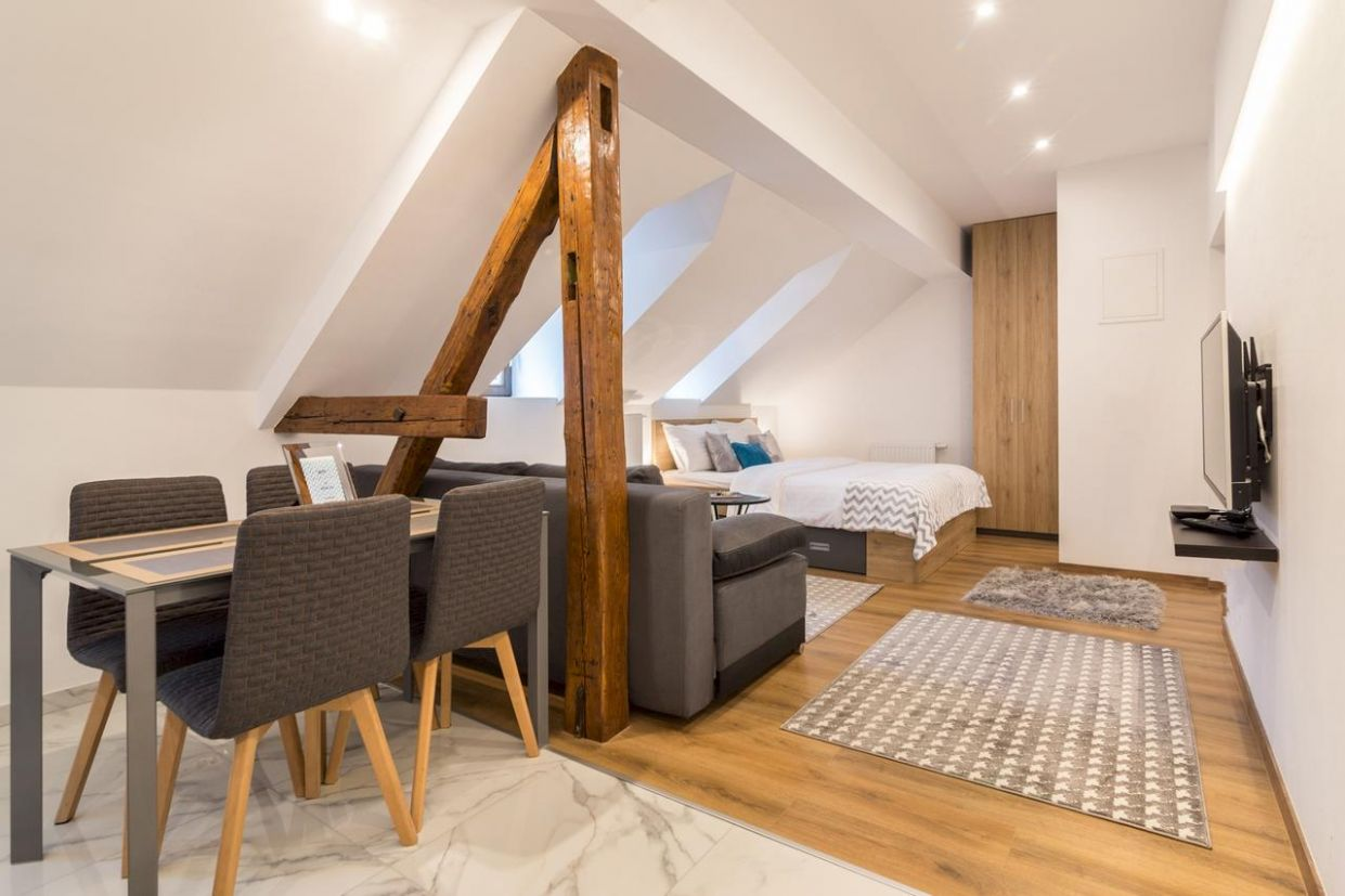 Design Studio Loft in the Heart of Old Town Zagreb - photos ...