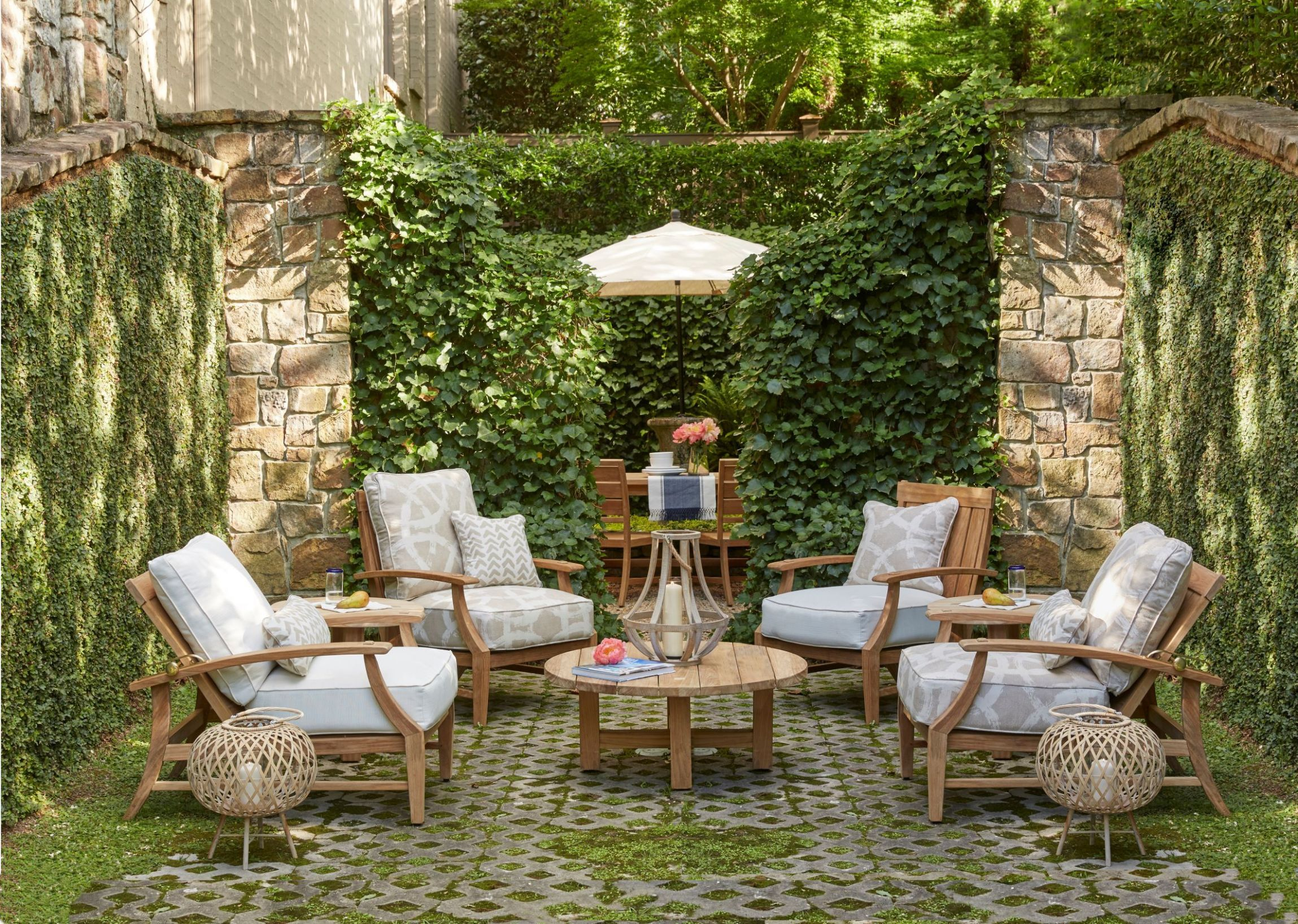 Design Your Space with A $11,11 Backyard Makeover (With images ..