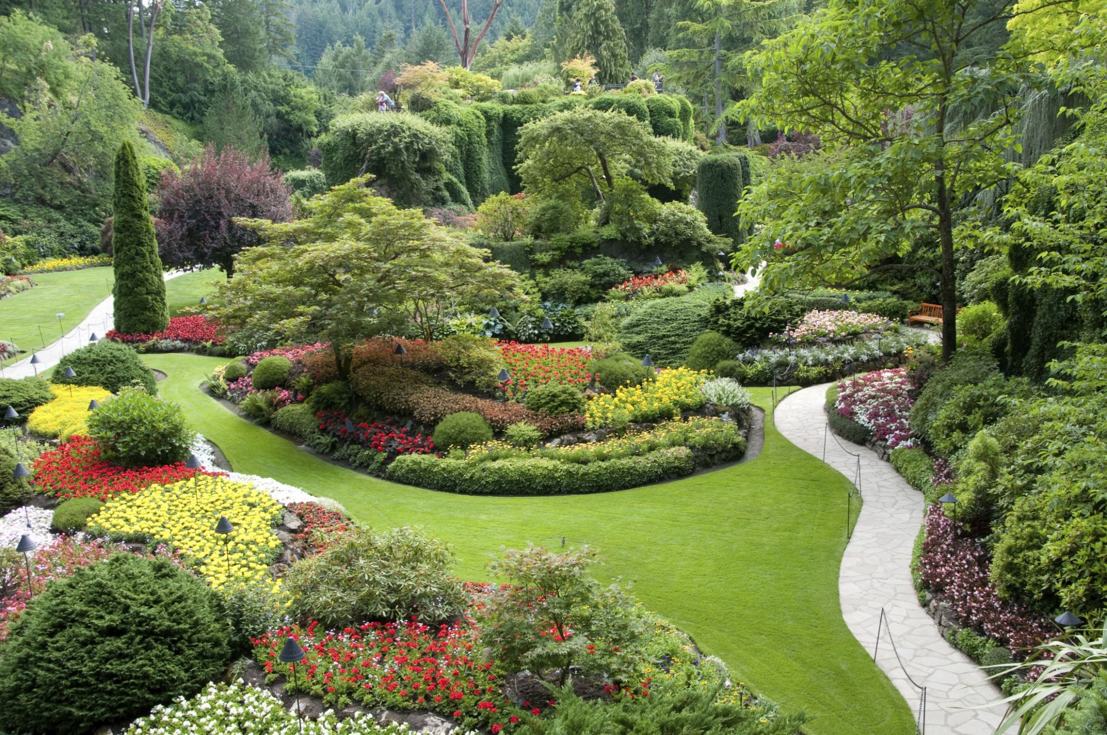 Designer Ideas for Environment Friendly Gardens (With images ...
