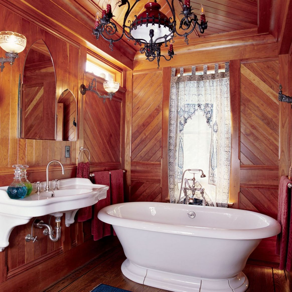 Designing the Victorian Bath for Today - Old House Journal Magazine