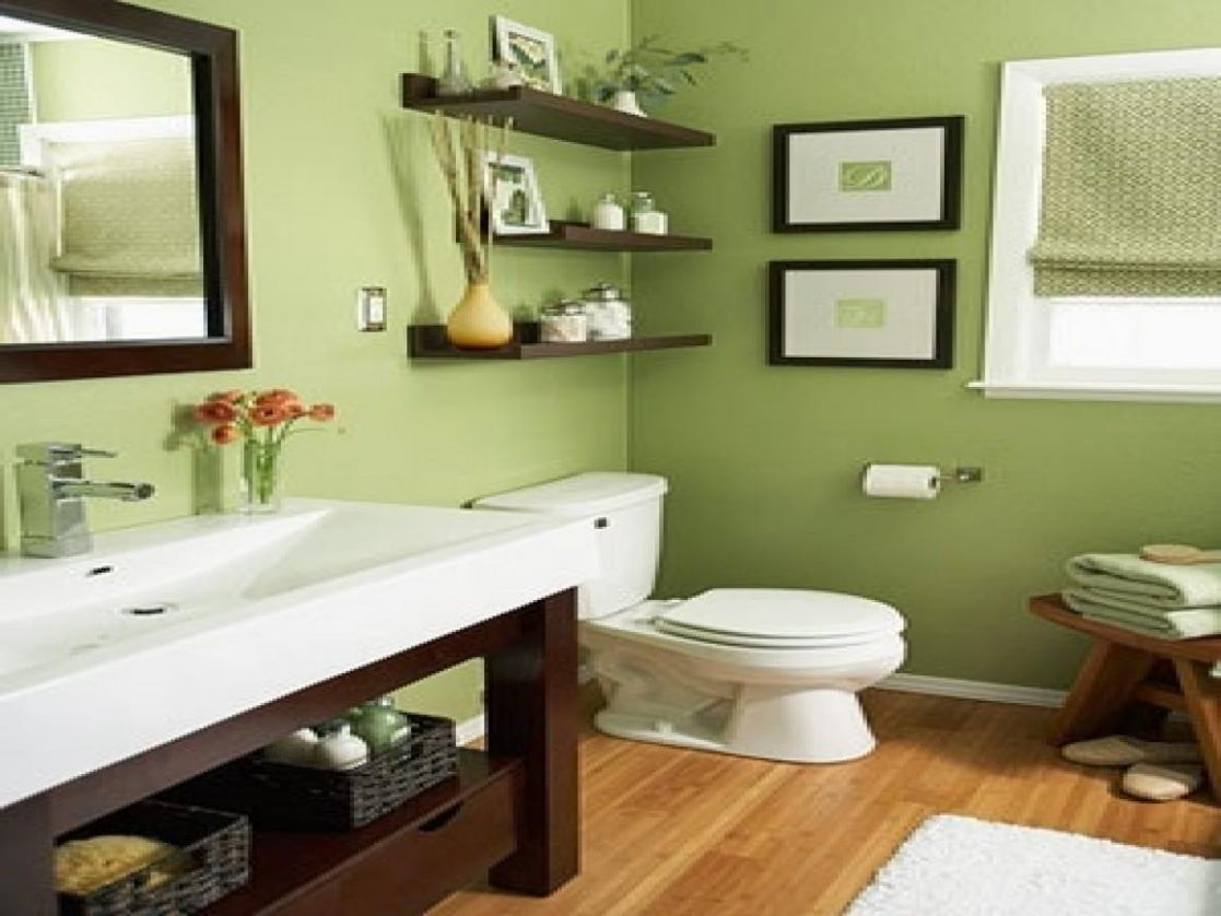 Different Types of Green Bathroom Ideas That Will Leave Your ...