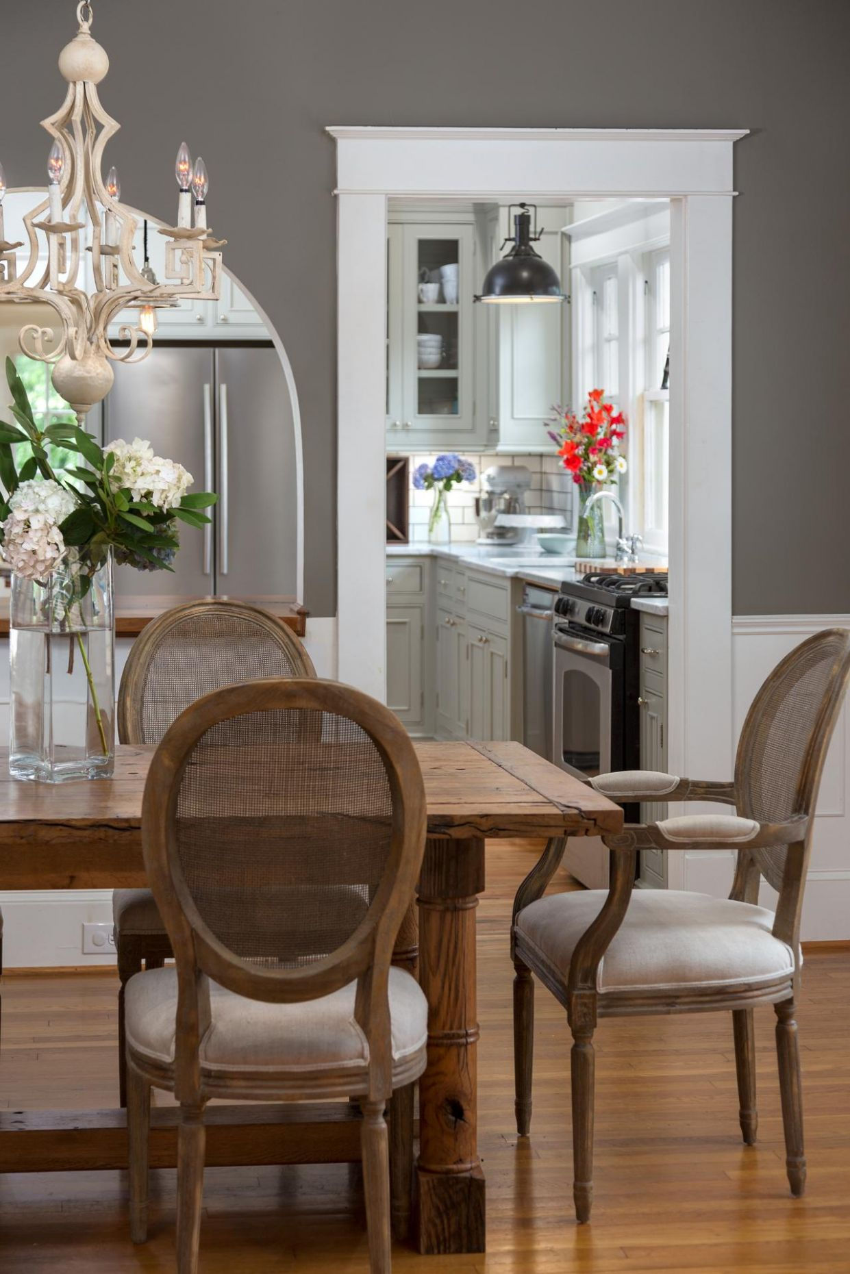 Dining room addition - large and beautiful photos. Photo to select ..