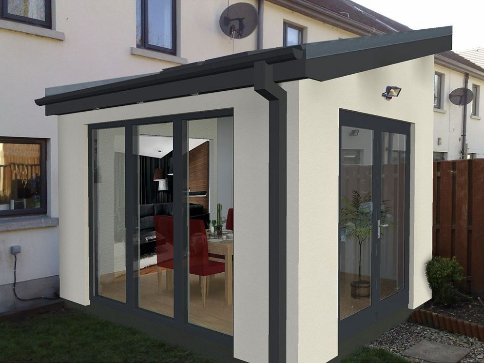 Dining Room Extension Ideas Pertaining To House | House extension ...
