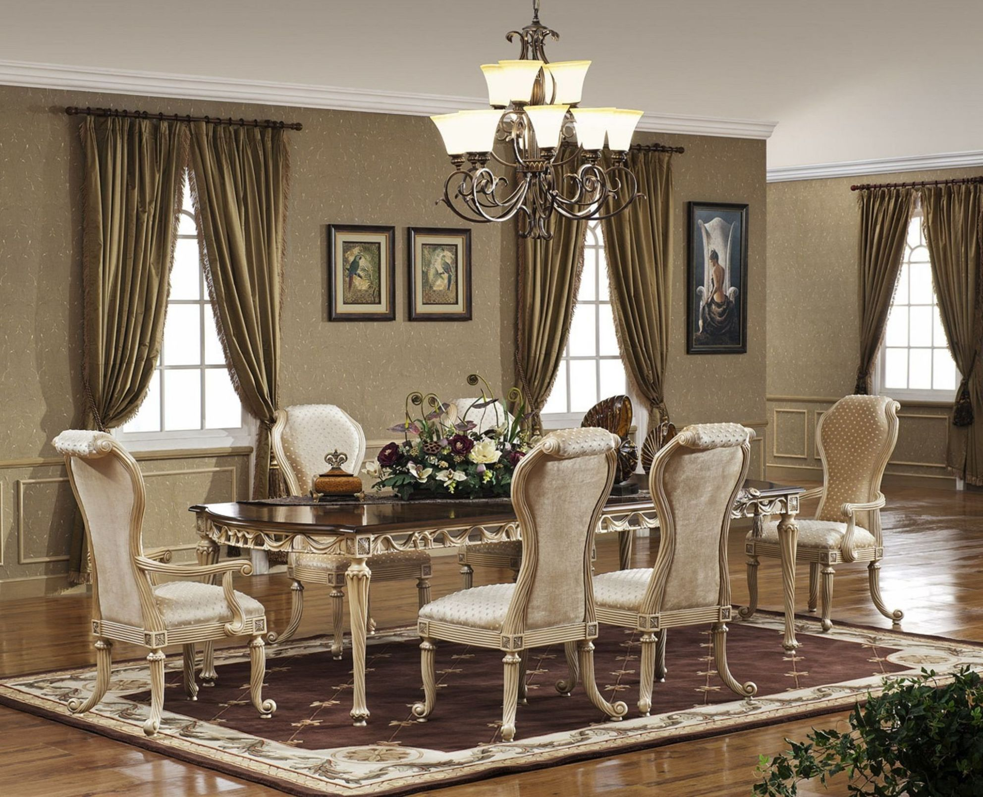 Dining Room Table and Chairs Ideas with Images - dining table ideas uk