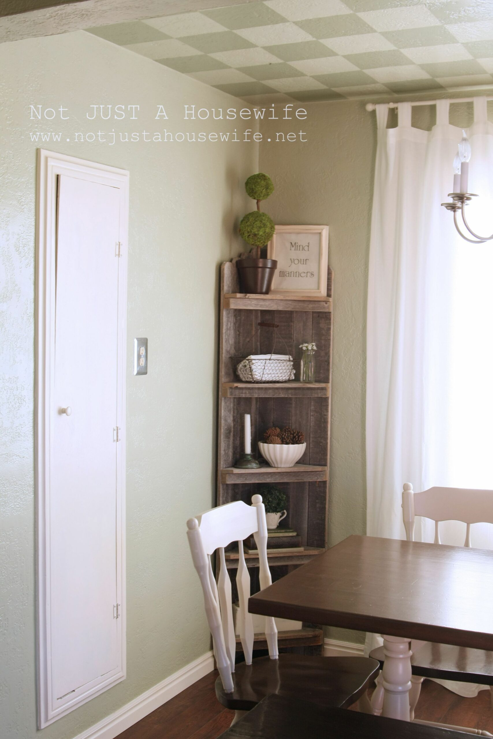 Dining Room Update {French Country   Dining room shelves, Dining ..