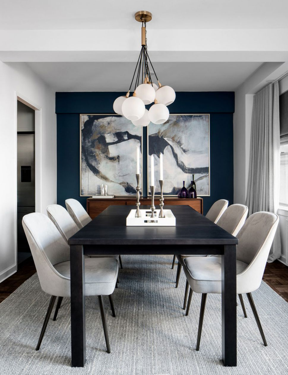 Dining room wall decor ideas that will impress your guests - dining room wall ideas
