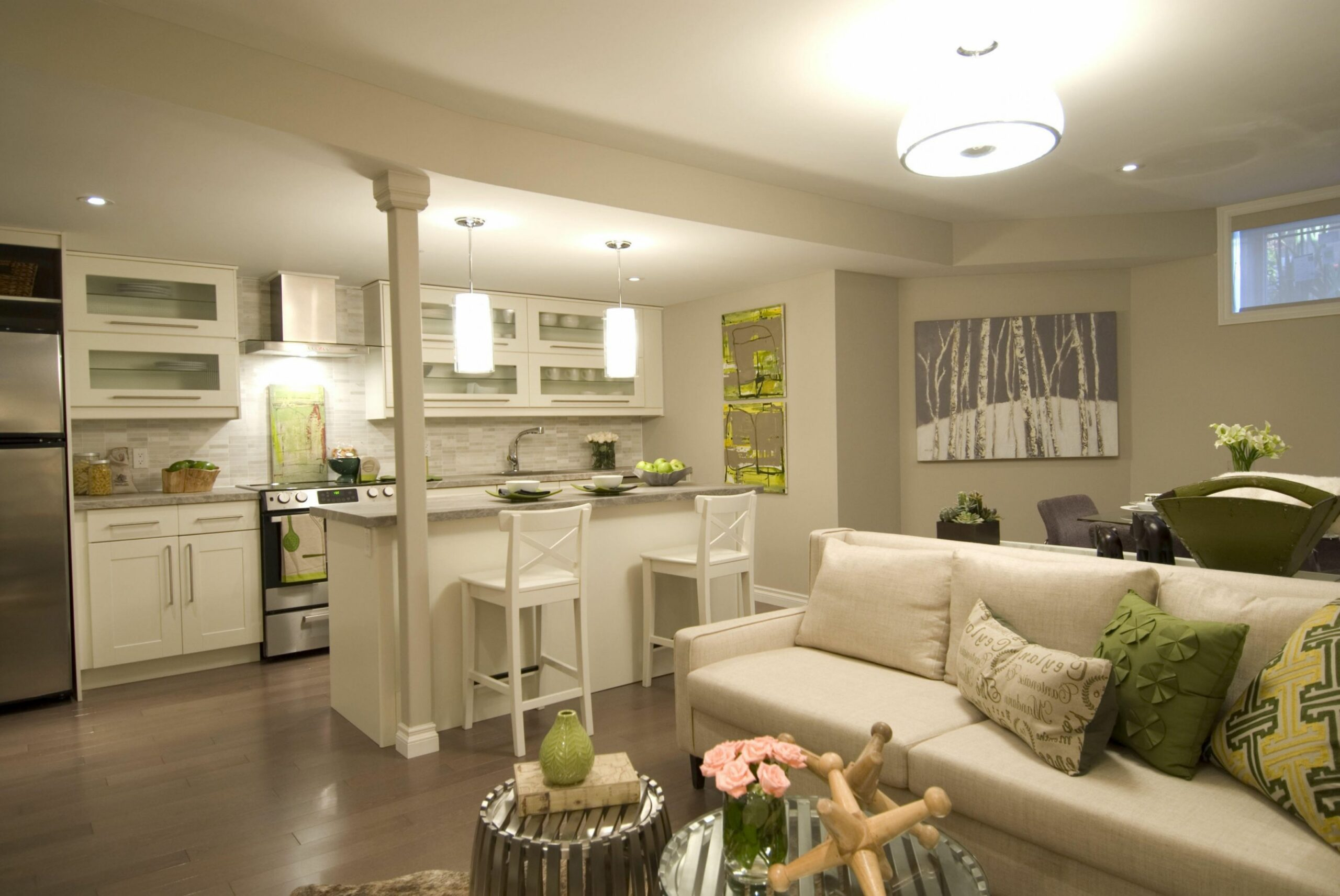 Dining Rooms Houzz Living Room Kitchen Bo Design Ideas Open ..