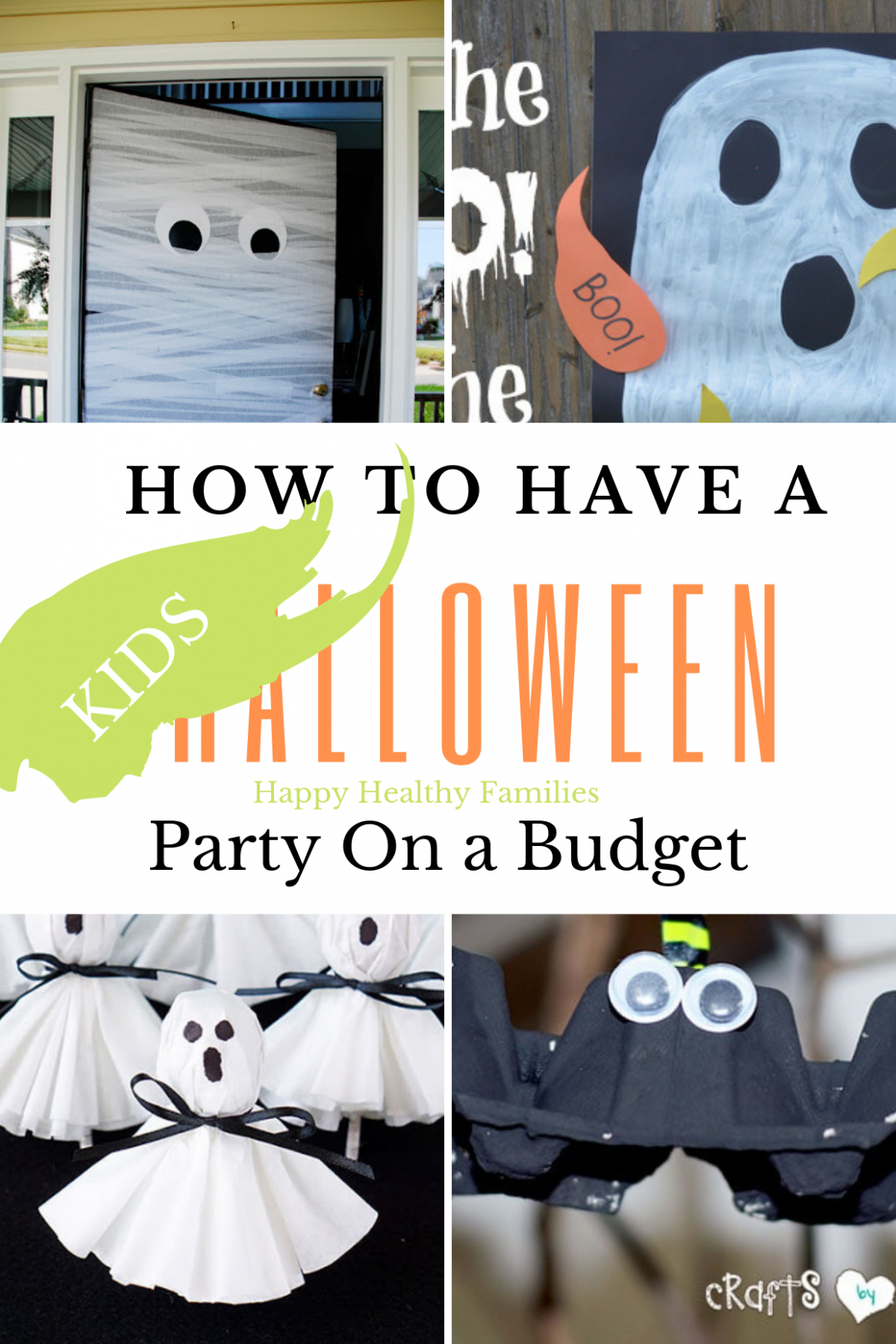 DIY Cheap Halloween Party Ideas For Kids (When Your Budget is ..