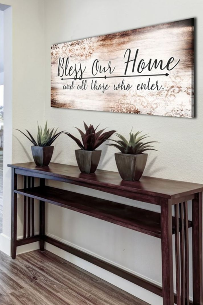 DIY Foyer Decorating Ideas For Small Foyers and Apartment ..