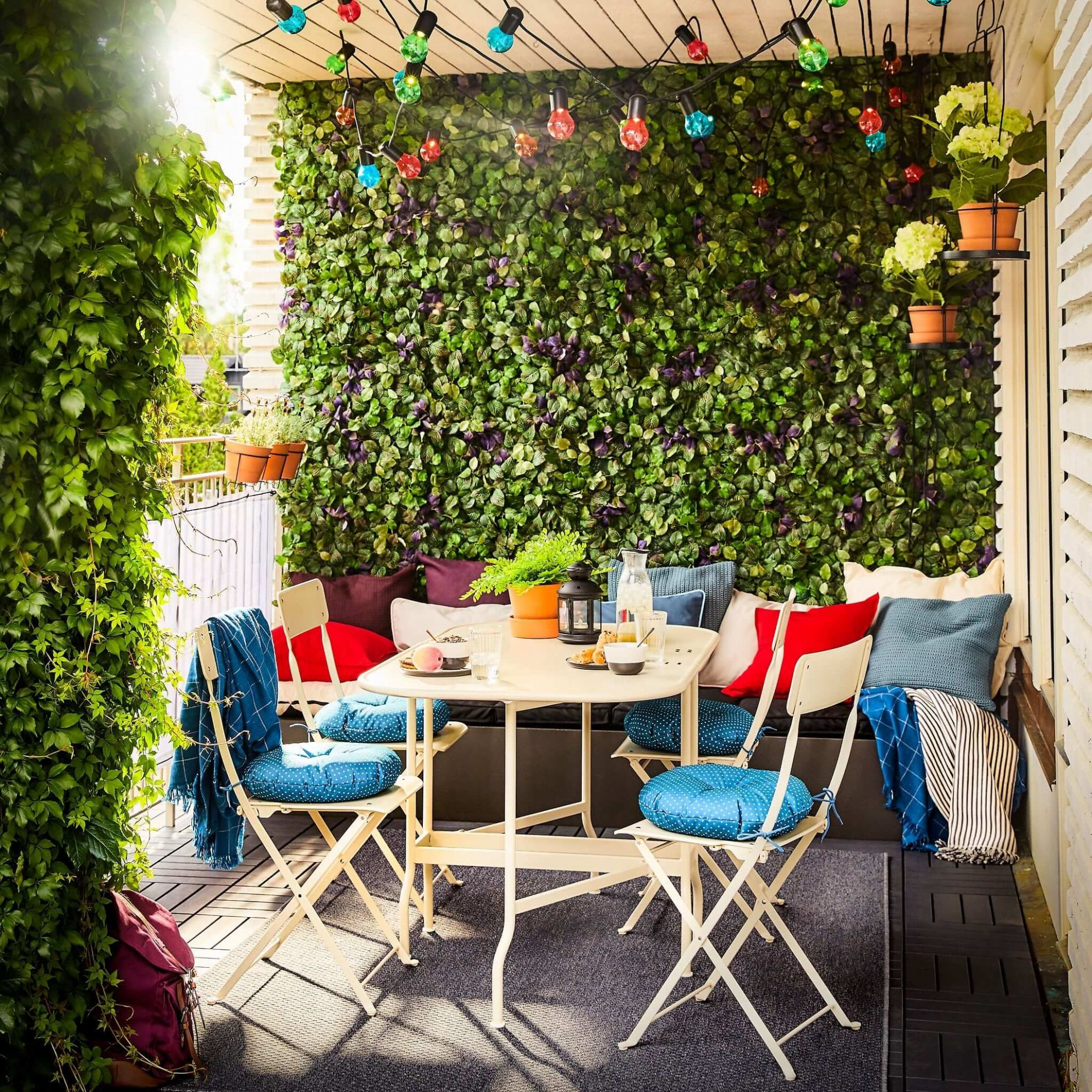 DIY Hacks to Design and Decor Balcony to Magnify Most Out of It