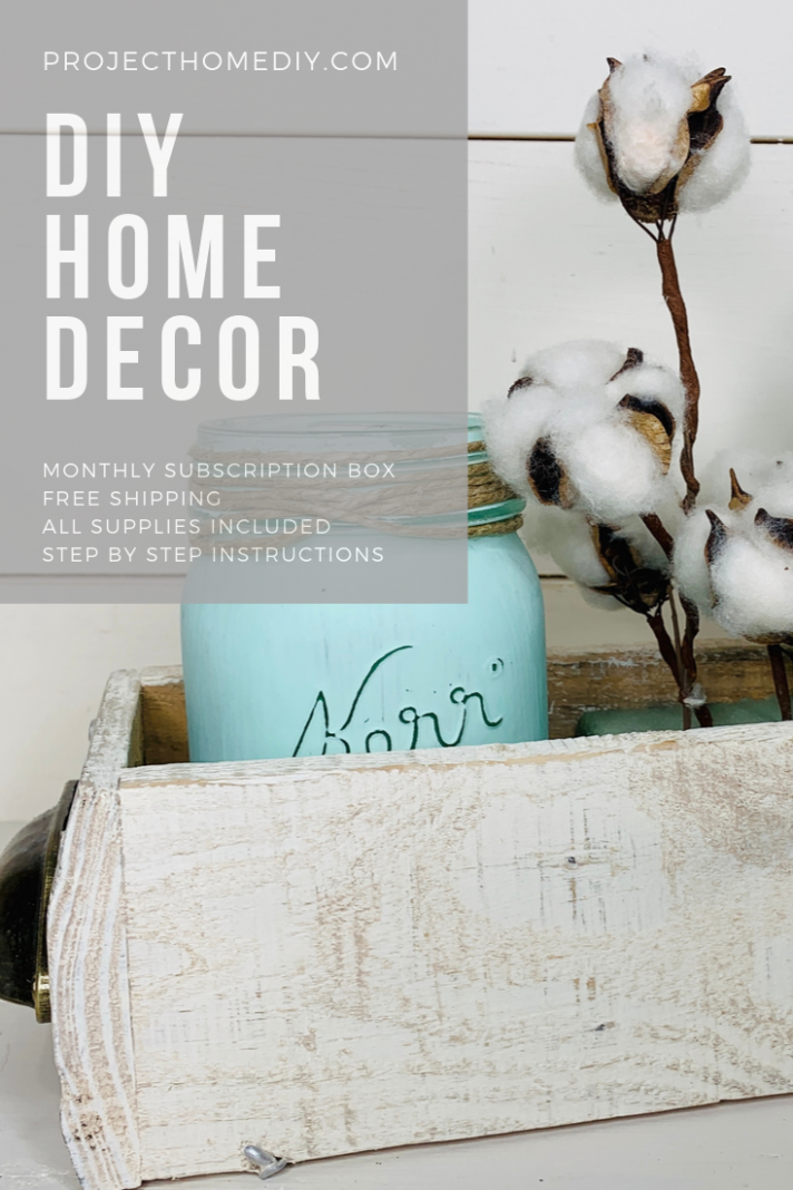 Diy Home decor delivered right to your door! Pinterest worthy easy ...