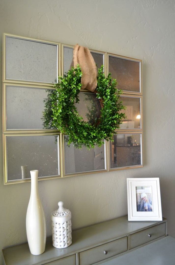 Diy mirror - Diy Home Decor Dollar Store - Diy Home Decor Dollar ..