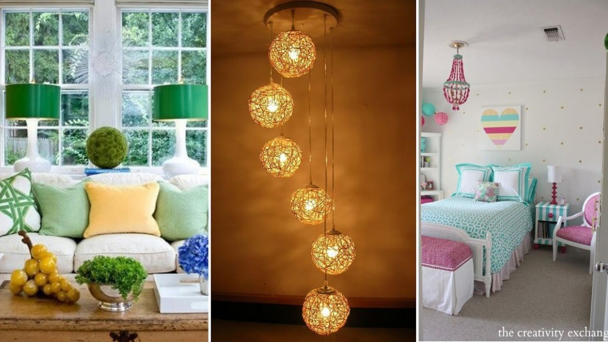 DIY Projects Video: DIY Room Decor Ideas at home | AWESOME SIMPLE ...