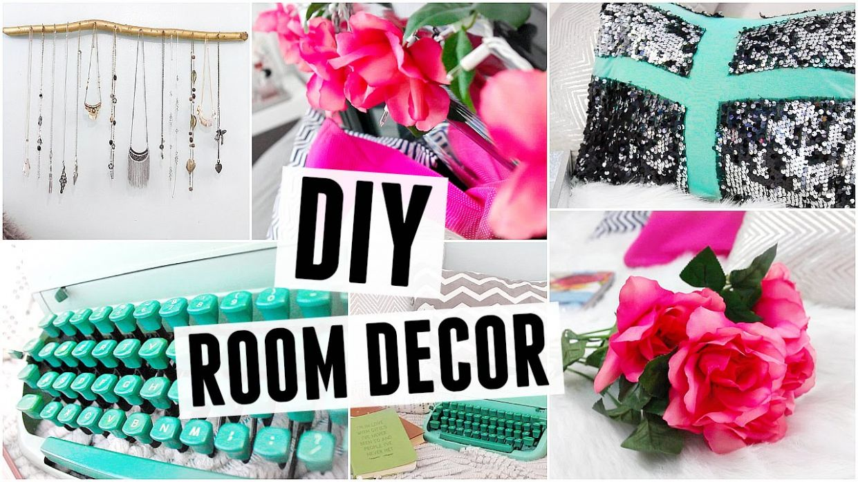 DIY Room Decor for Spring: Up-Cycle Household Items! - diy home decor items