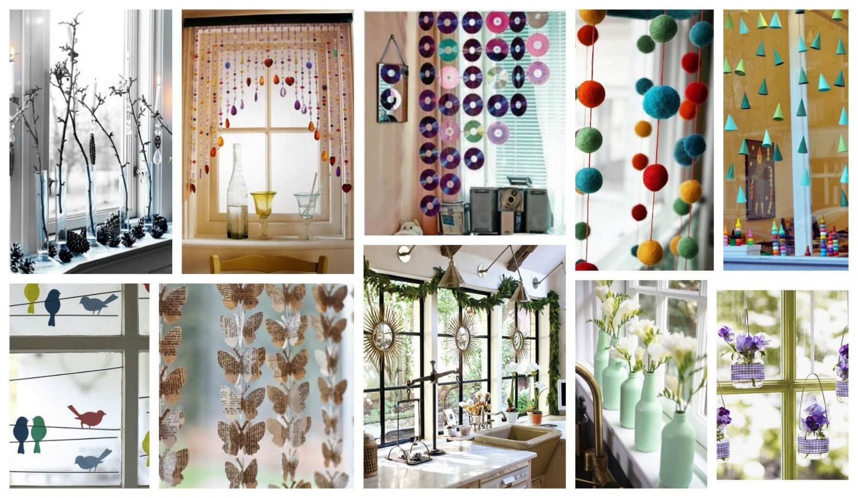 DIY Window Decorating Ideas For Better Homes - The Architecture ..