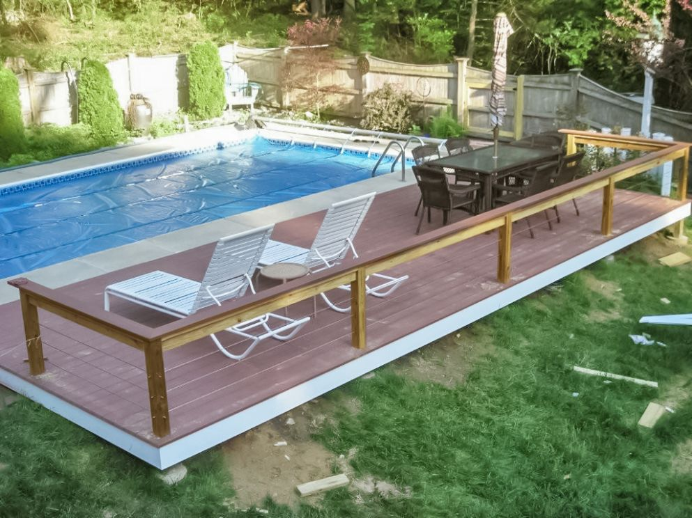 Do Cable Railings Meet Code For Pool Safety? | Cable Railing Direct - pool railing ideas