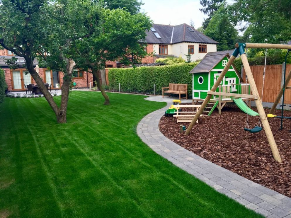 Doing It for the Kids - LGD - garden ideas child friendly
