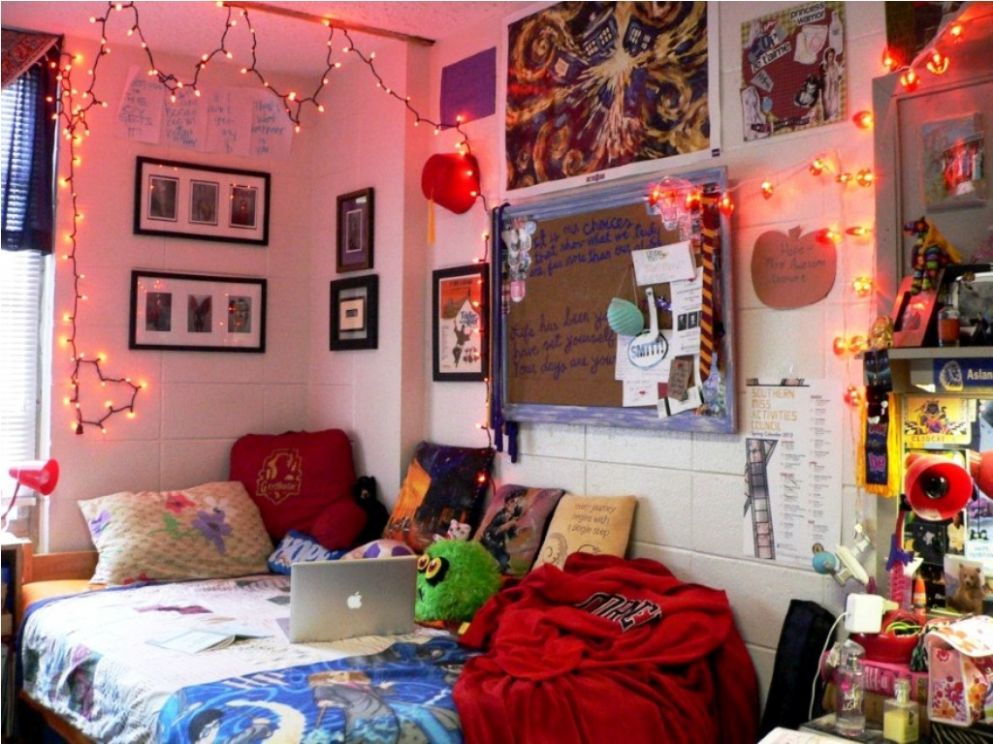 Dorm Room Themes For Girls Decors Selecting Better College ...