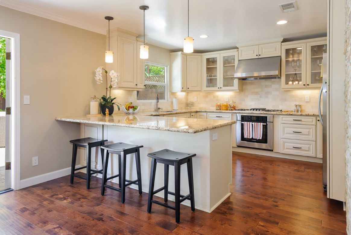 Easy and Inexpensive Ways to Fix Up Your Home Like a Flipper - kitchen design ideas zillow