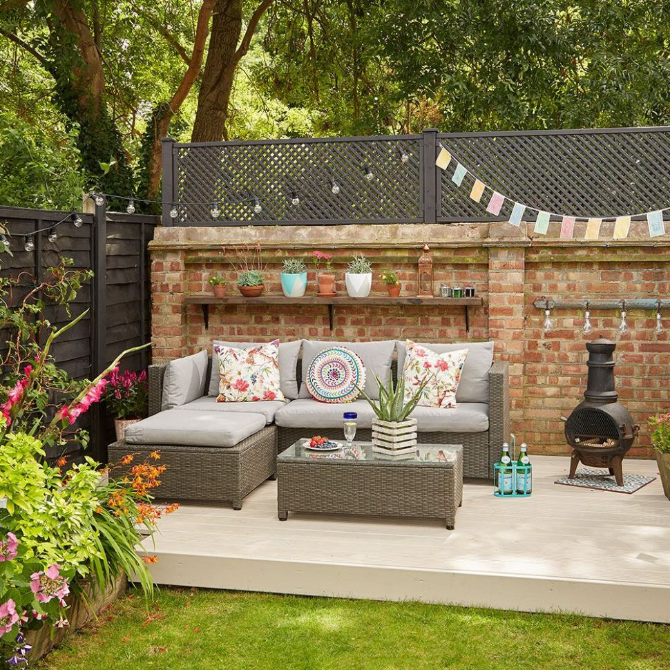 Easy garden ideas – simple updates to transform your outdoor space ..