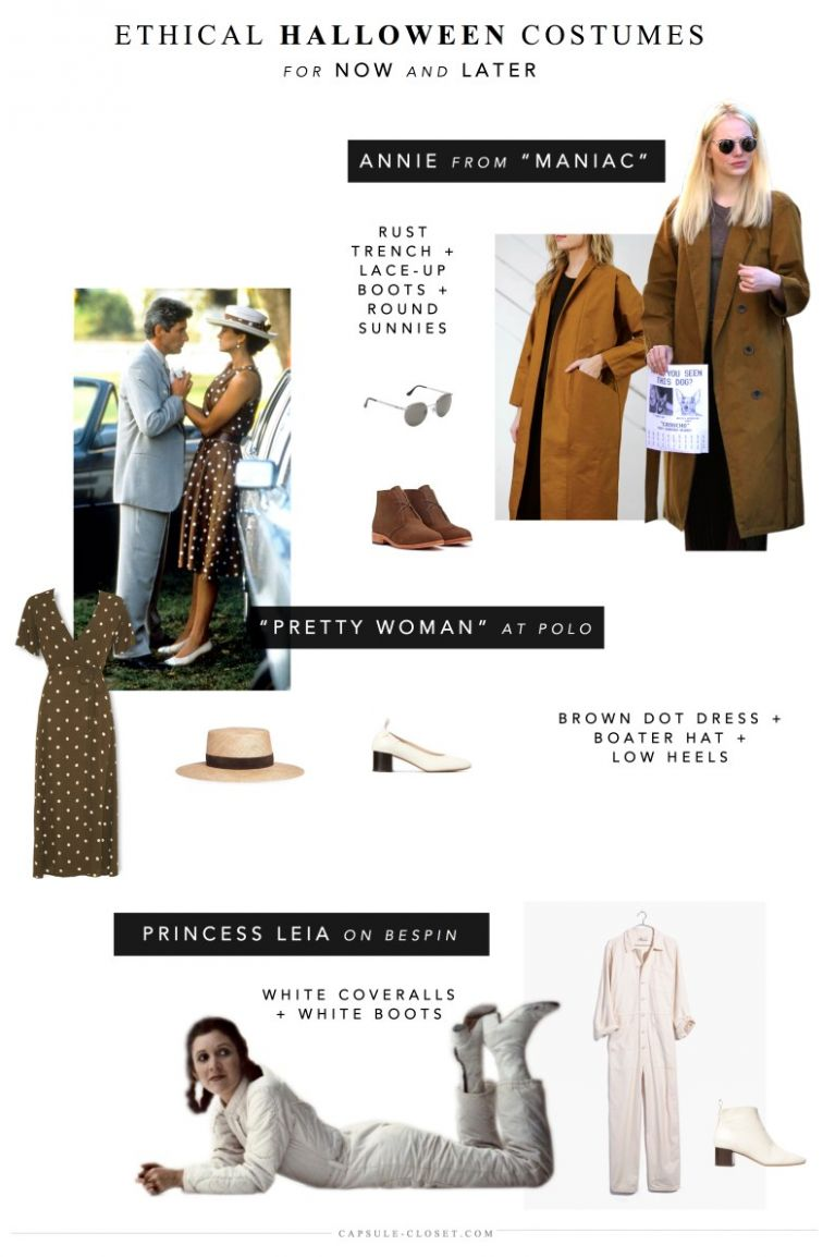 Easy Halloween costume ideas for ethical fashion enthusiasts ..
