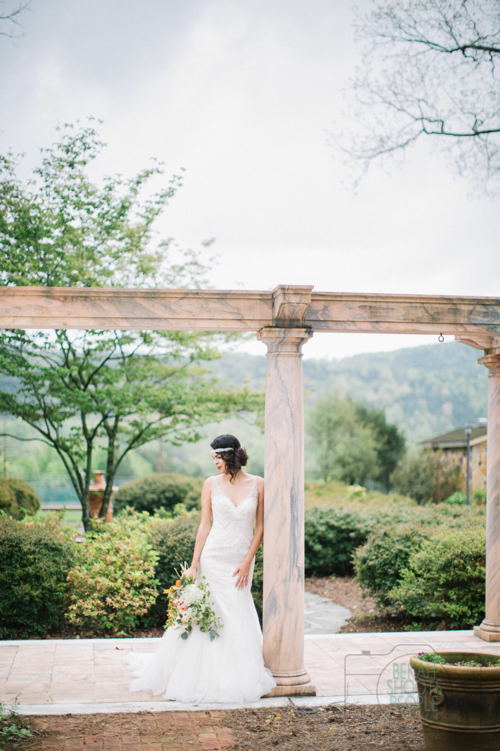 Elegant Southern Wedding Inspiration at The Tate House - The Tate ..