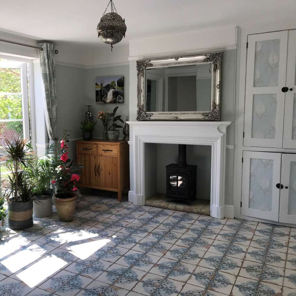 Ellie's Edwardian House Renovation: Customer Style Focus - Walls ...