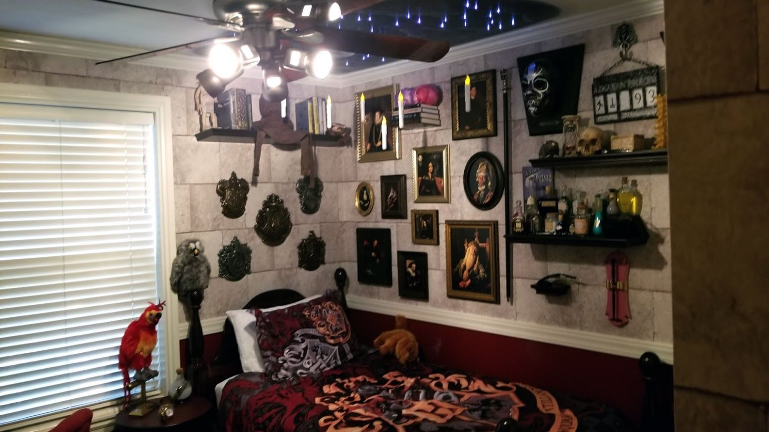 EPBOT: This Could Be The Harry Potter Room To End All Harry Potter ..