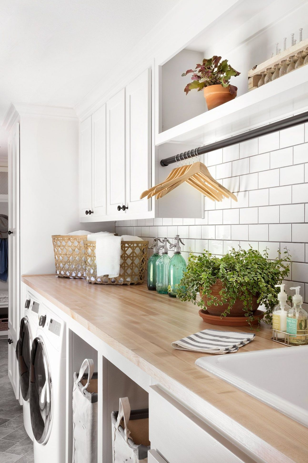 Episode 10: Season 10 (With images) | Modern laundry rooms, Farm ...