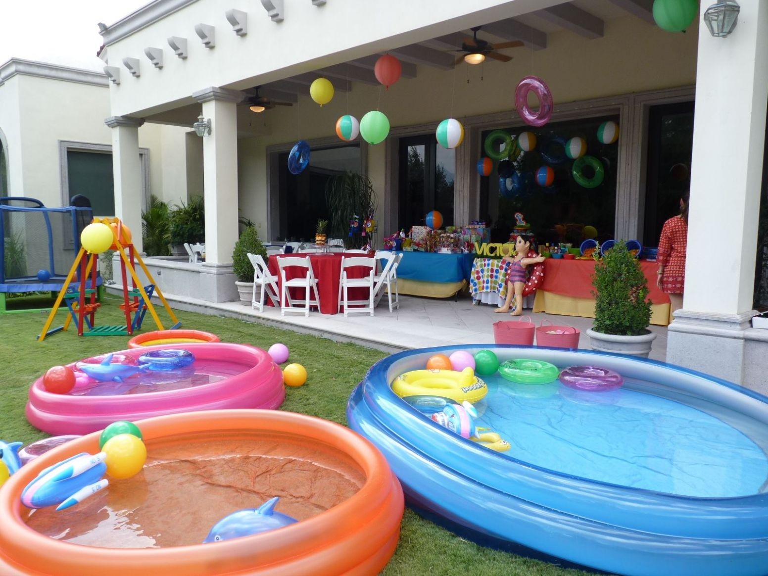 Family Camping Tip: Activities for Kids   Backyard pool parties ..
