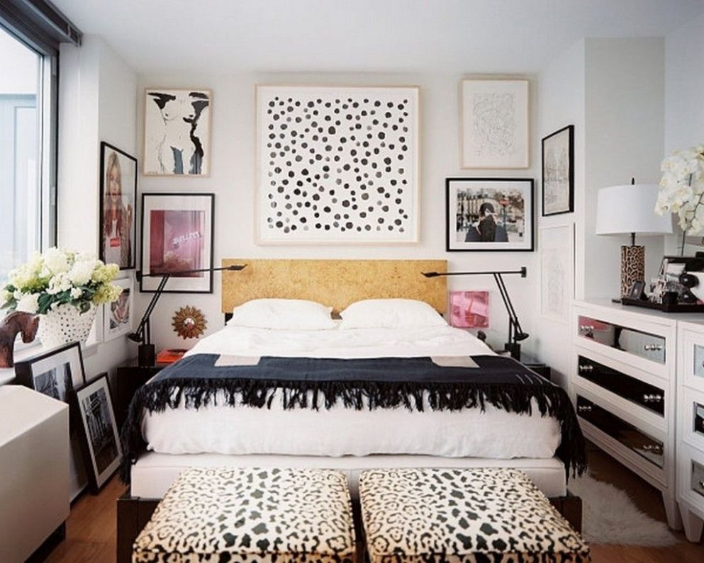 Fashionable Bedroom Modern Eclectic Bedroom With Gallery Style ..