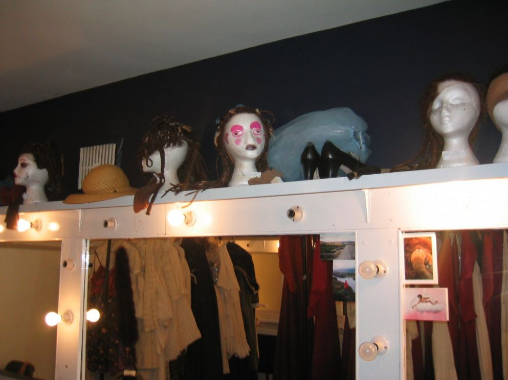 File:Wexford Theatre Royal makeup room