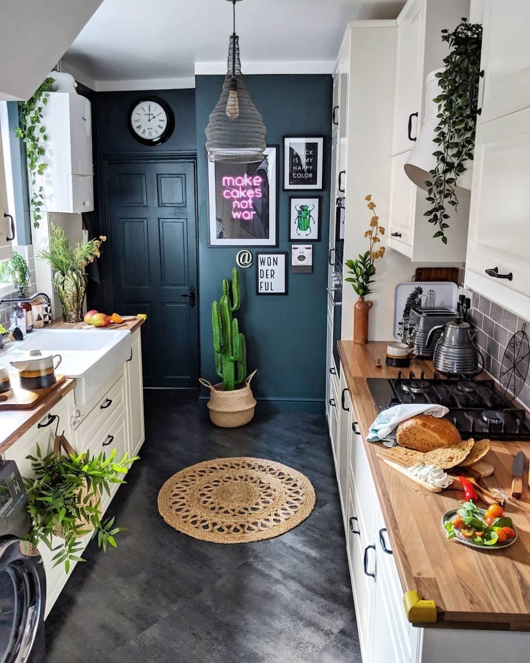 Find Tons of Decor Inspiration in This Quirky and Colorful UK Home ...