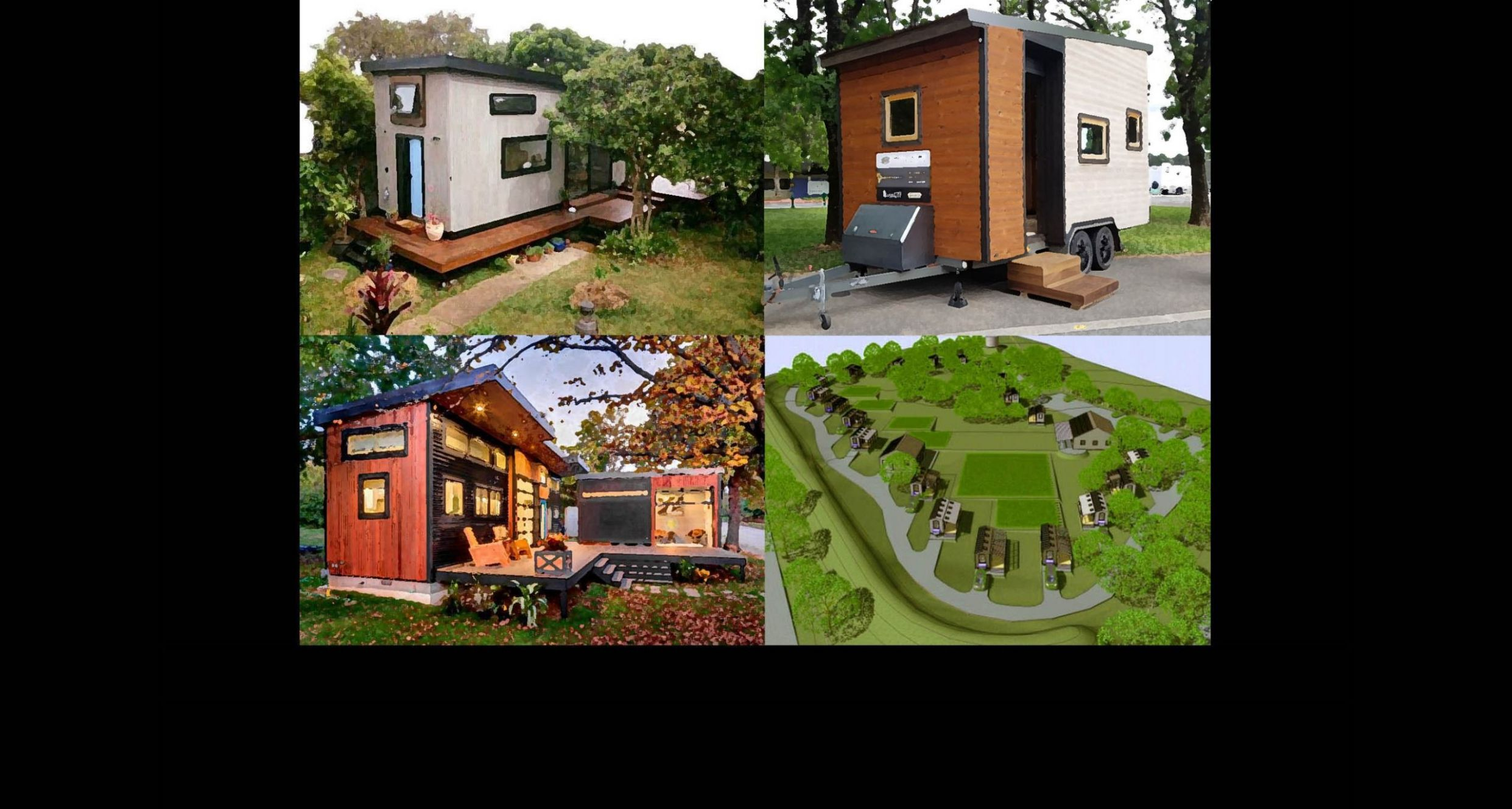 First Tiny House Community in Oz! | StartSomeGood - tiny house community