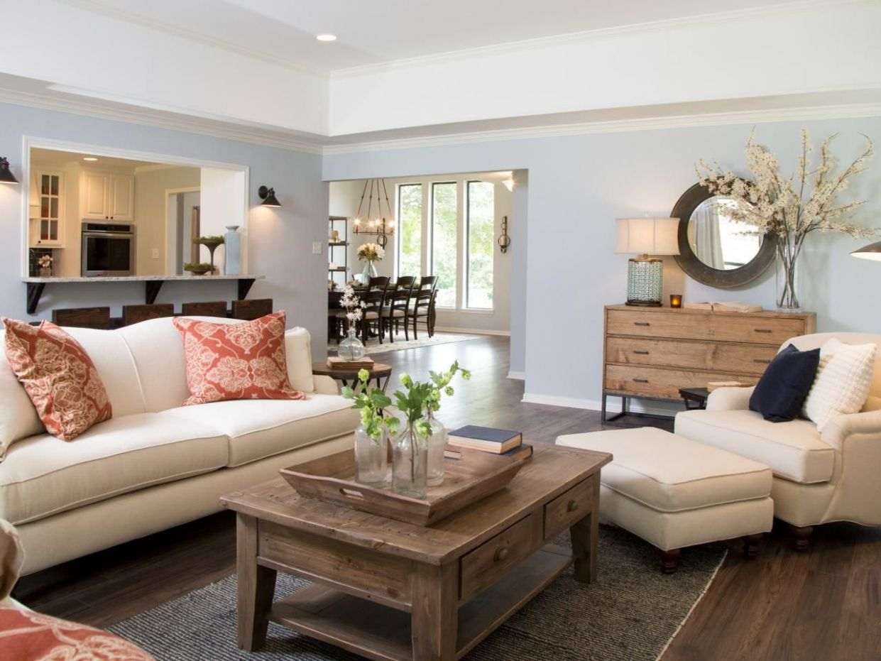 Fixer Upper: A Rush to Renovate an '8s Ranch Home (With images ...