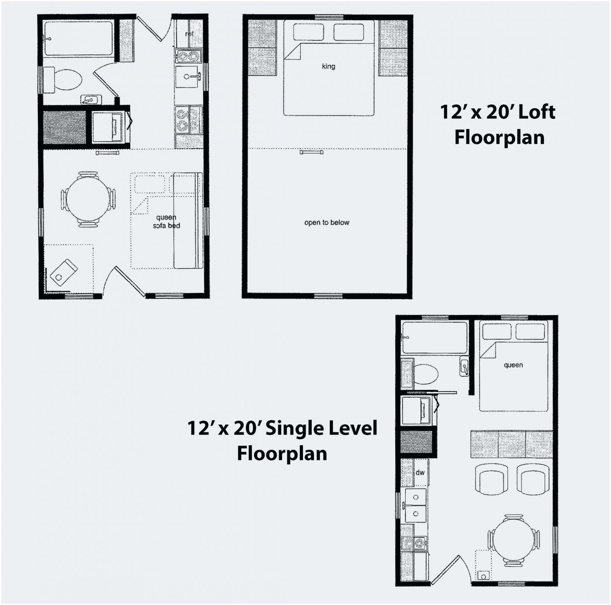 Fresh 8x8 Tiny House Plans Best 8x8 Tiny House Plans Awesome ...