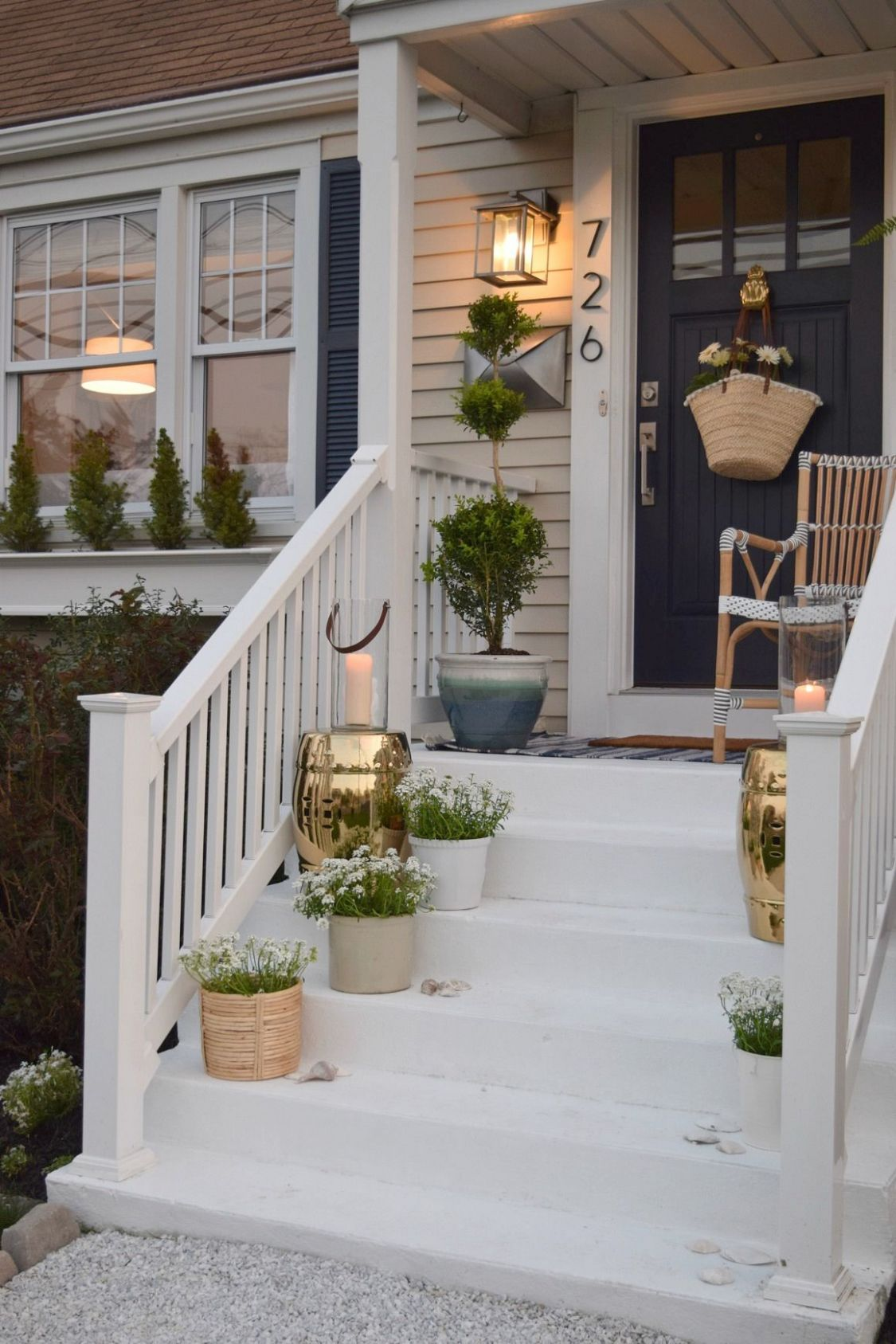 Front Porch Ideas and Designing the Outdoors | Front porch design ..