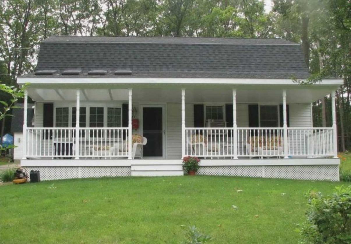 Front Porch Ideas For Ranch Style Homes Home Interior Exterior ..