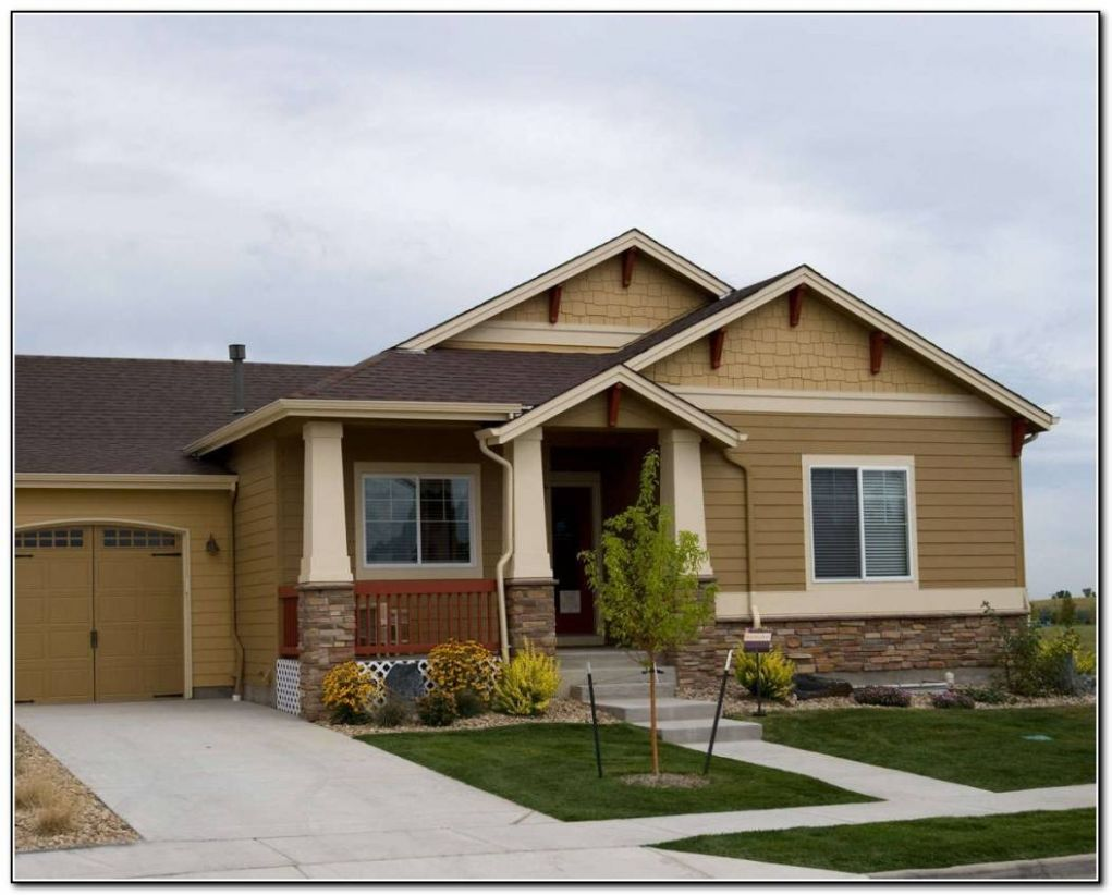 Front Porch Ideas Ranch Style Homes Porches Home Furniture - House ..
