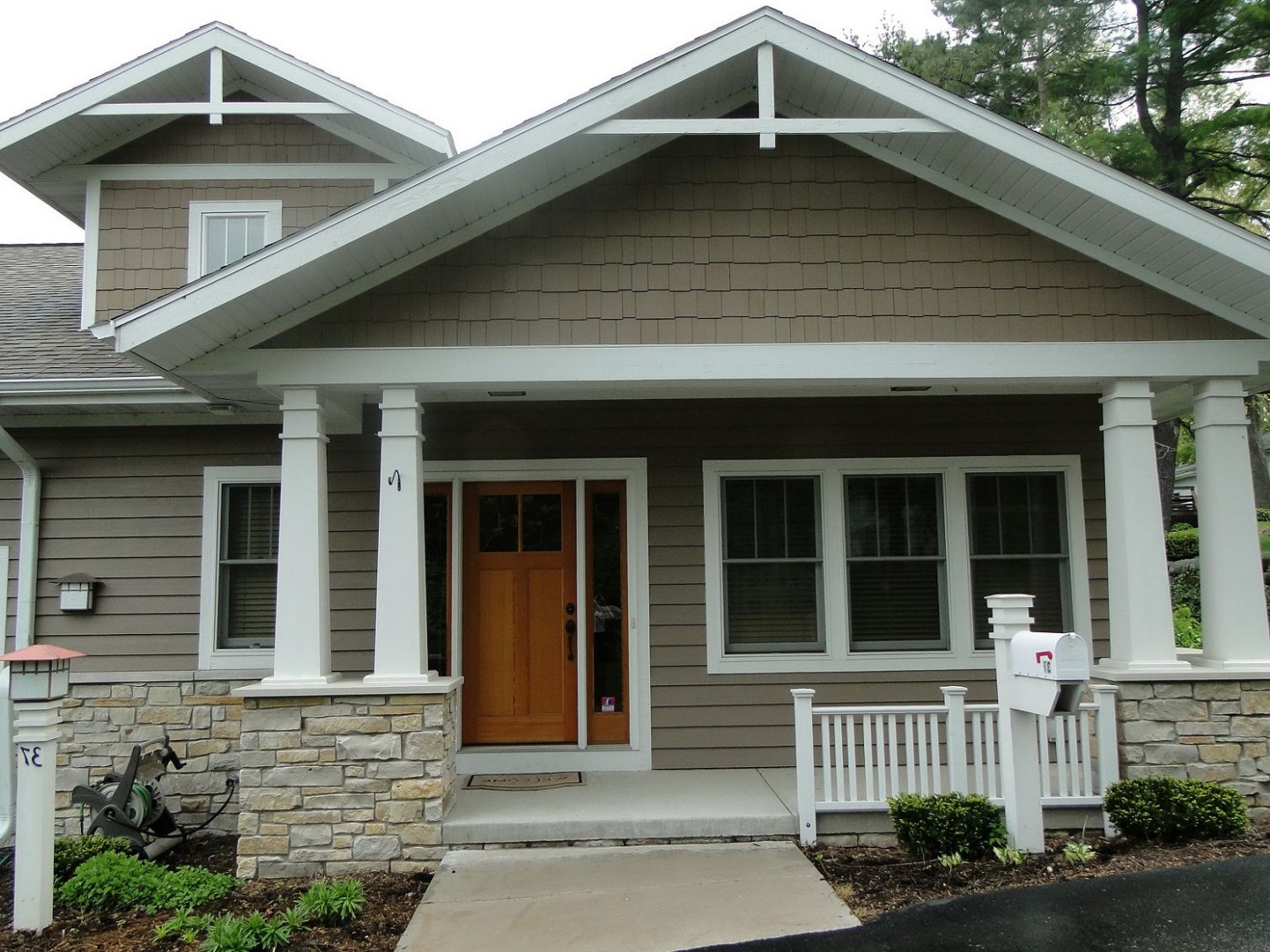 Front Porch Pictures Ranch Style Homes On House Ideas Home ..