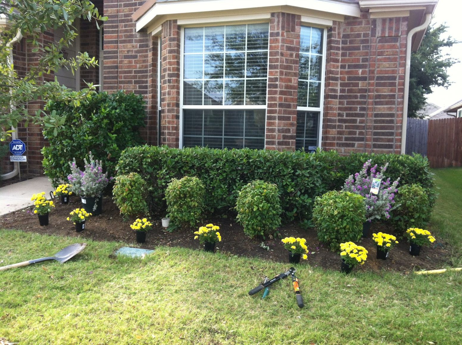 Front Yard Landscaping Pictures Texas PDF - backyard ideas texas