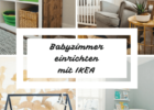 Full child room with Ikea - 8 Ikea hacks and decor concepts
