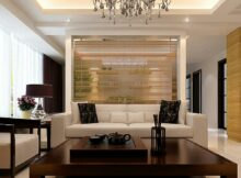 Furniture Home Luxurious Dining Room Partition Design Also ...