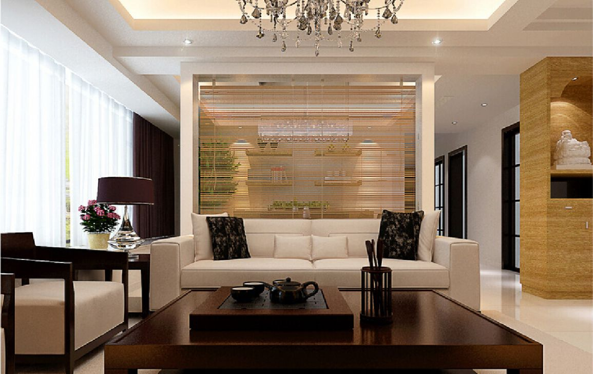 Furniture Home Luxurious Dining Room Partition Design Also ..