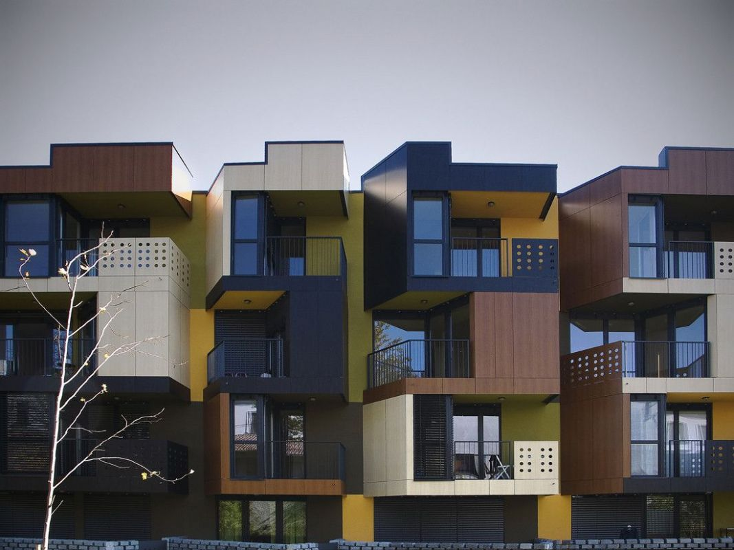 Gallery of 10 Lessons from New York's New Affordable Housing Design ...